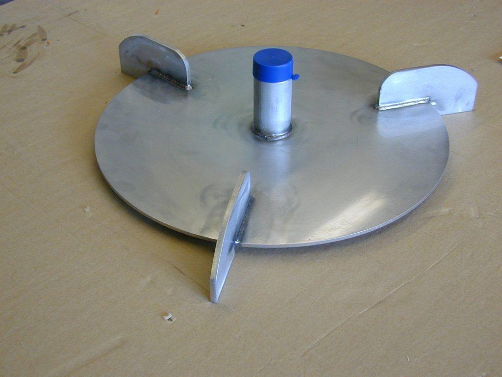 industrial dip tank mixing equipment